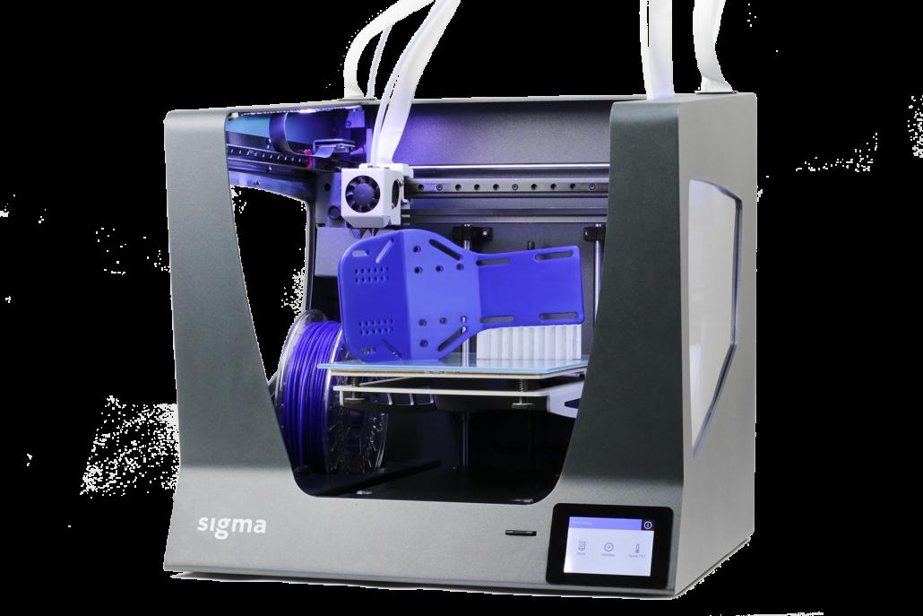 怎樣利用3D打印技術製作客製化產品? BCN3D Sigma